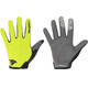 bluegrass Magnete Lite Bike Gloves safety yellow